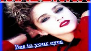 Madonna: Lies in Your Eyes [Demo] (Real or Fake?)