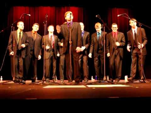 MSU Accafellas - Beatles Medley (...Beatlemania?)