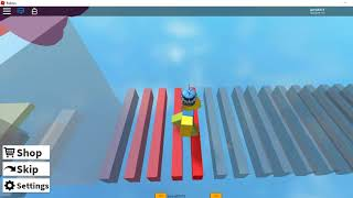 Roblox Shadow run (LEVEL 127 IS IMPOSSIBLE
