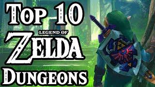 Top 10 Legend oḟ Zelda Dungeons
