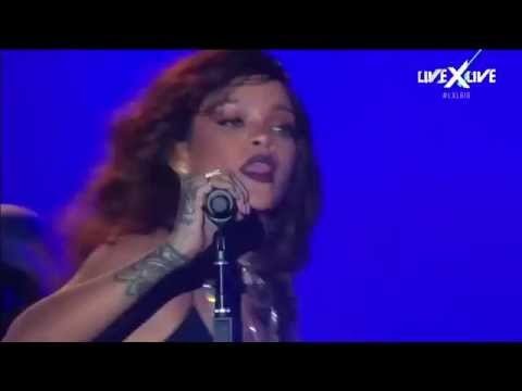 Rihanna - Take A Bow Live At Rock in Rio 2015 - HD
