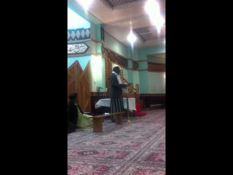 Mawlid un Nabi - Imam Mahamat Cheriff Doutom [Imam Muhammad Shareef al-Tijani]