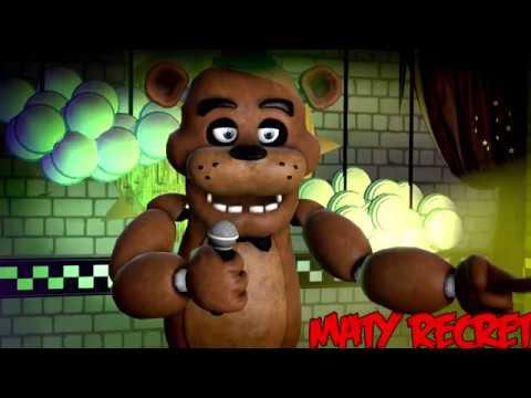 [SFM FNAF] I gotta feeling(Song by The Black Eyes)(Animation by Maty Recret)