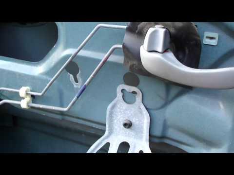 How to install replace rear window regulator chevy malibu for 2000 buick century window switch