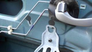 Replacing Power Window Regulator/Motor on 97-05 Buick Century
