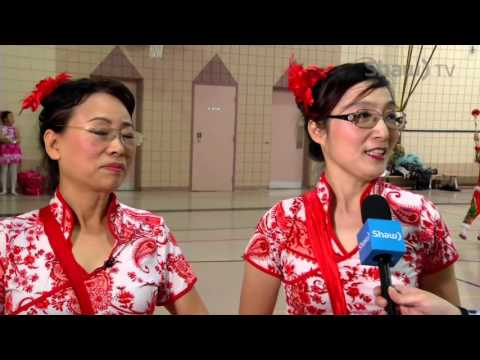 Chinese New Year On Shaw TV!