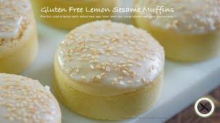 GF Lemon Sesame Muffins–Bruno Albouze–THE REAL DEAL