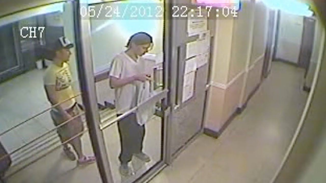 Luka Magnotta caught on security camera - YouTube