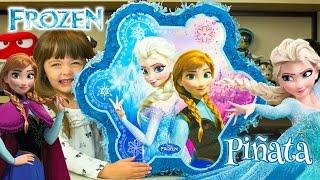 Disney Frozen Surprise Toy Pinata TSUM TSUM Blind Bags Disney Toys My Little Pony Kinder Playtime