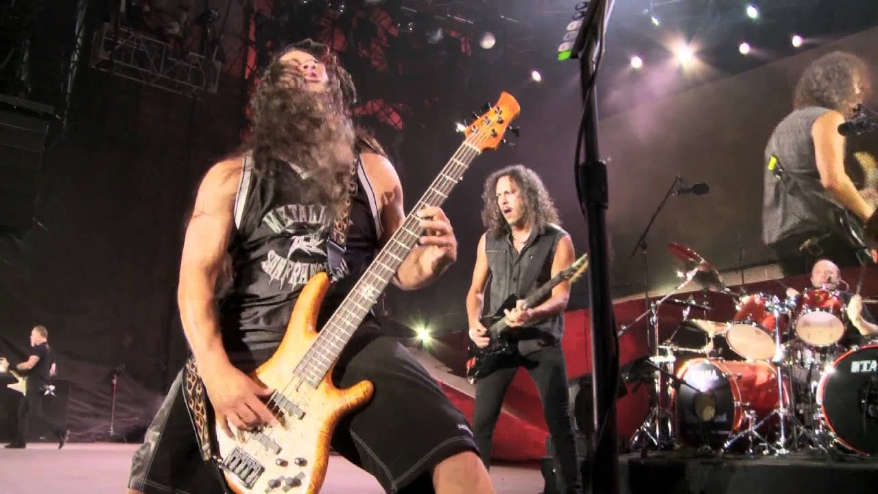 Metallica - For Whom the Bell Tolls (Live in Mexico City) [Orgullo, Pasión, y Gloria]