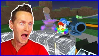 Bloons TD BATTLES in Roblox?!? Roblox MechaCubes