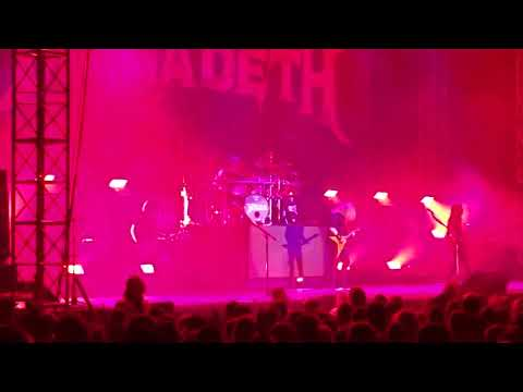 Megadeth - Prague 2020
