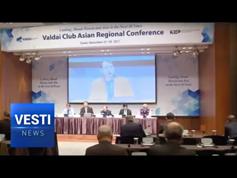 Valdai Club Meeting in Seoul Paves Way For Stronger Russian Economic Ties With Asia