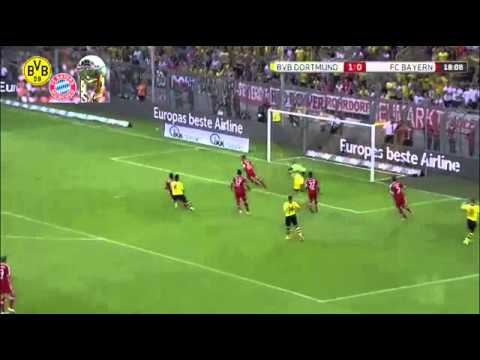 bayern dortmund supercup 2019 highlights