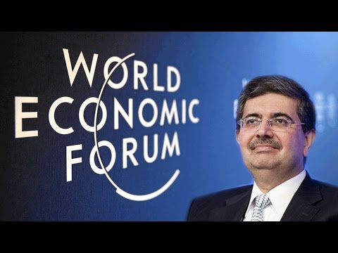 Uday Kotak : A Rocky Ride in 2016 | Davos Direct