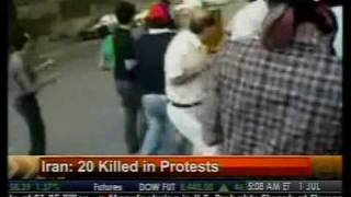 20 Killed In Protest - Iran - Bloomberg