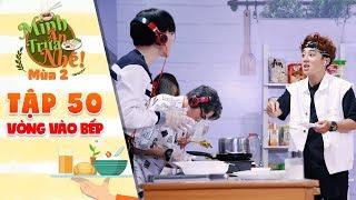 Mình ăn trưa nhé 2 | Tập 50 vòng 3: Leo, Han trổ tài vào bếp khiến Him Phạm không nói nên lời
