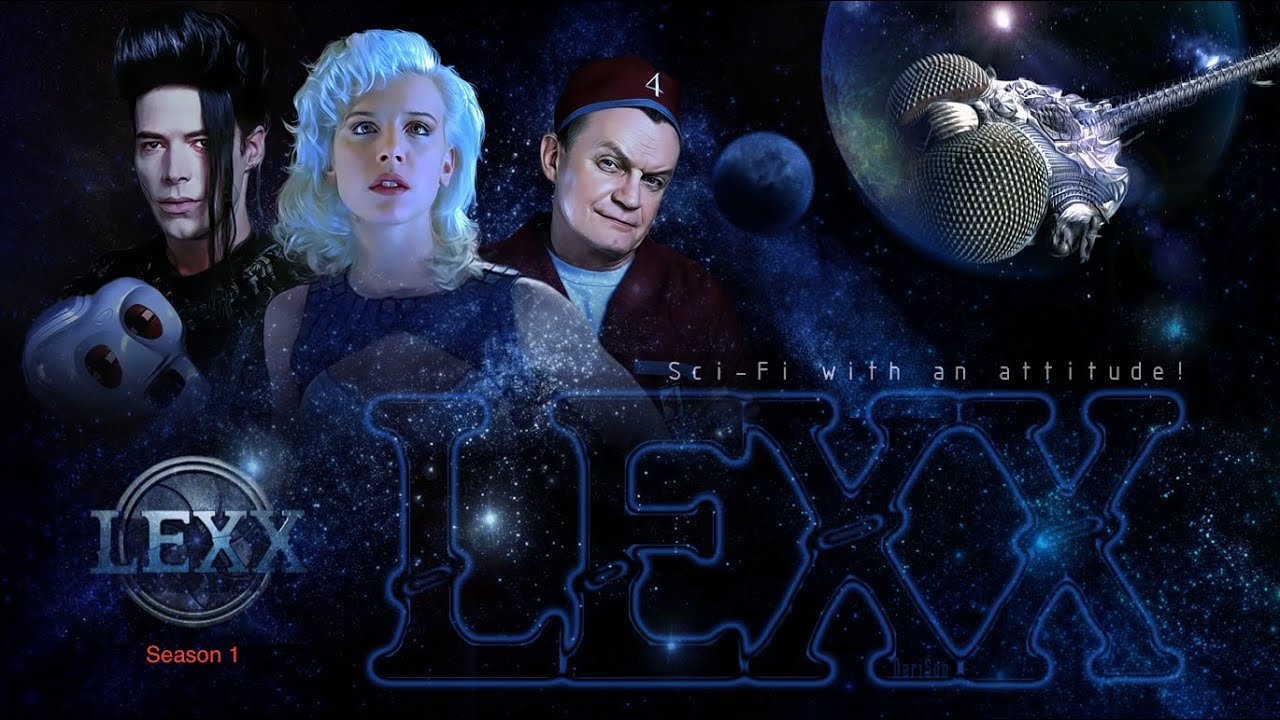 Image result for Lexx