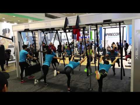 Exercise Demo in COEX (Seoul, South Korea)