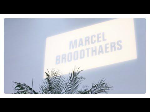 ARTICLE 019: Marcel Broodthaers - MoMA Retrospective