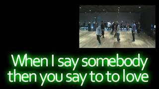 BIG BANG - Somebody To Love [Lyrics HD]