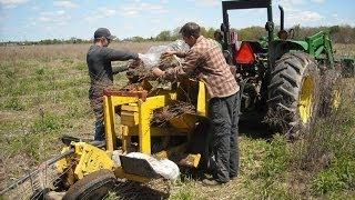 LTVCA - Machine Planting Trees