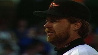CLE@BAL: Baltimore wins first game at Oriole Park