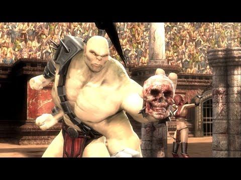 Mortal Kombat 9 - Goro Expert Ladder