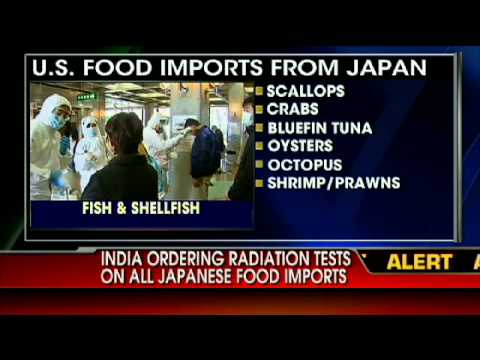 How Safe Is Food Imported From Japan?
