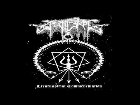 Brahmastrika - Excarnastrial Commencination (Demo : 2019) Dunkelheit Produktionen