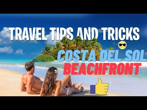 ✅ Beachfront Resorts of the Costa del Sol