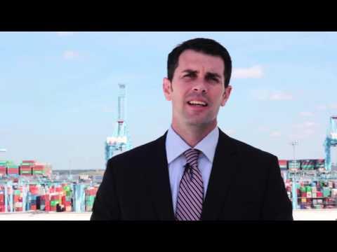 Moving Virginia's Economy - The Port of Virginia