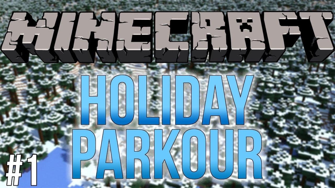 Christmas Calendar Parkour : Minecraft christmas calendar parkour level youtube