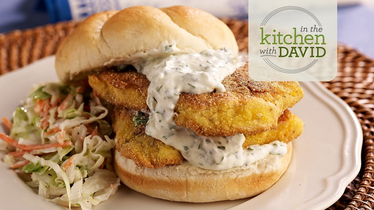 How to make a southern style fried fish sandwich youtube for Who has the best fish sandwich