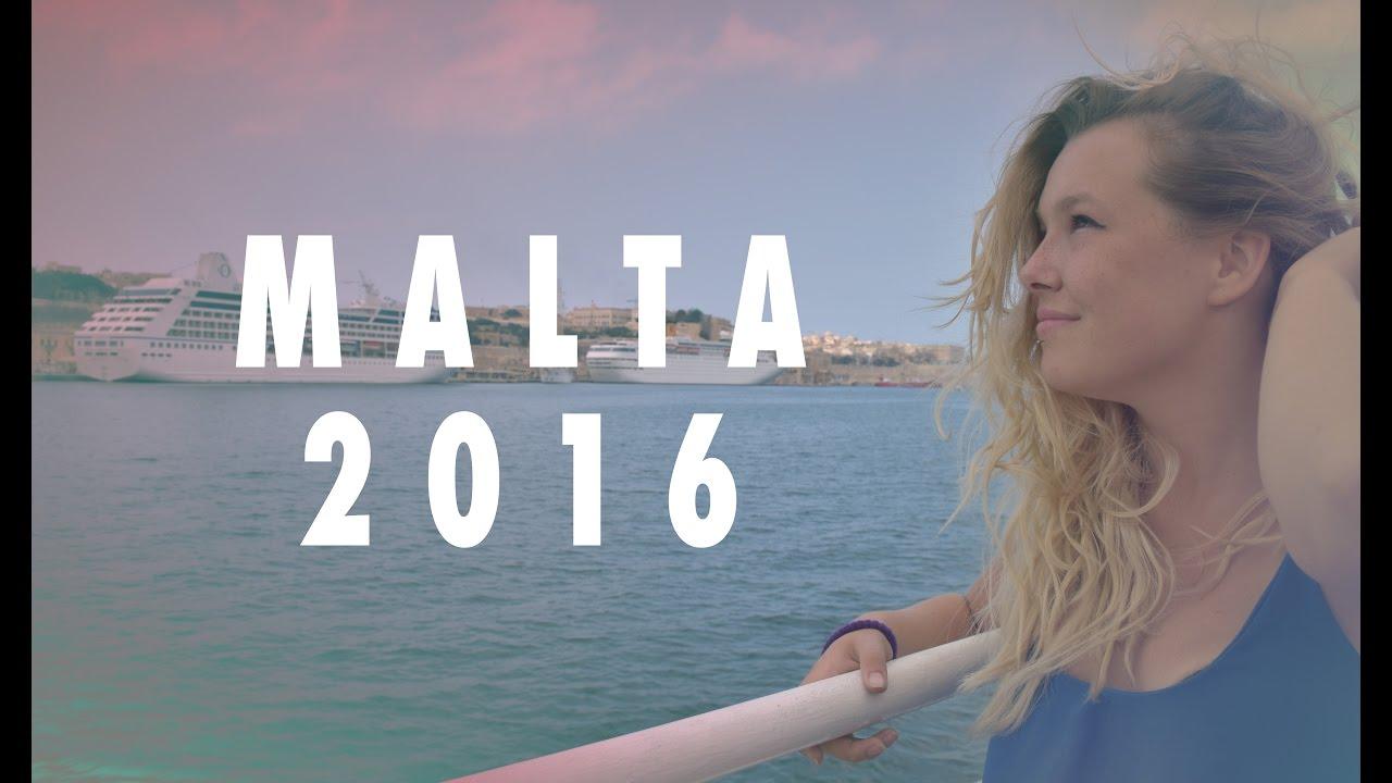 Malta 2016 ||-Soggiorno studio-|| - YouTube