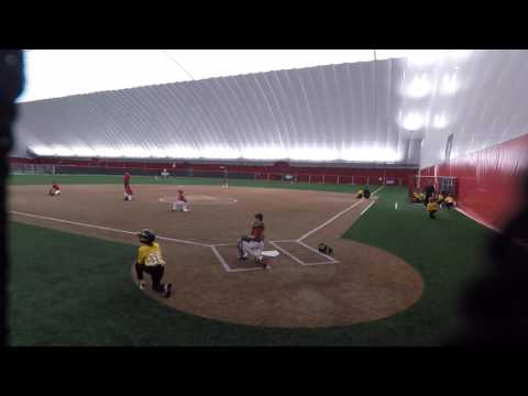 Louisville Slugger Indoor Game 2 HRR      3 11