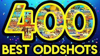 "BEST OF ""BEST ODDSHOTS"" #400 CS:GO (SPECIAL)"