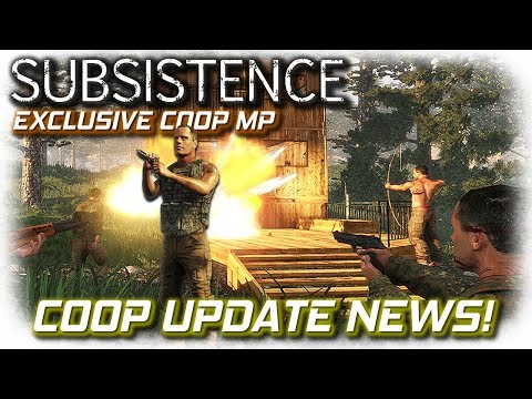 Subsistence COOP MP Announcement | Exclusive!