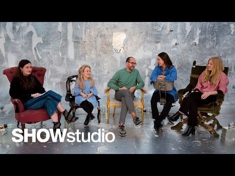 Paris Womenswear - Autumn / Winter 2017 Round-up Panel Discussion