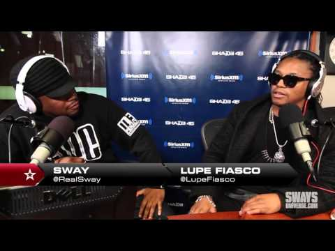 Lupe Fiasco on Kid Cudi