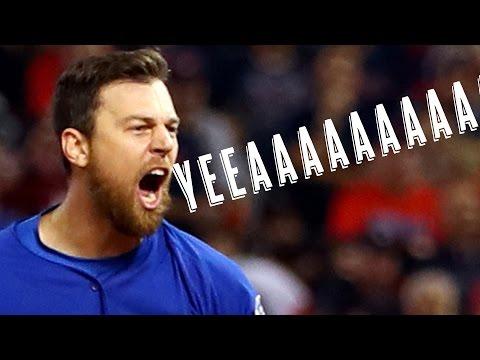 Overdubbing Screams On Baseball Players