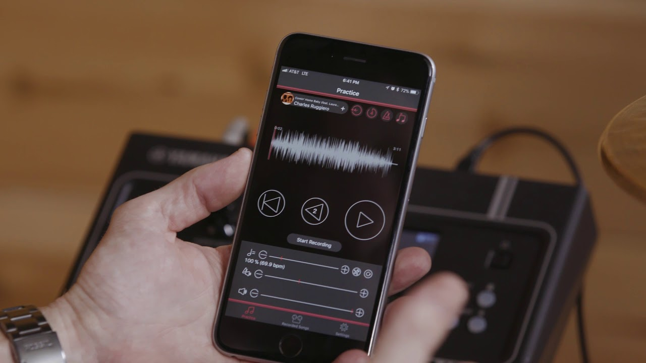 EAD10 - Rec'n'Share App Overview