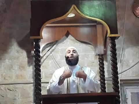 خطبة يوم الجمعة لفضيلة الشيخ طارق مزهر بعنوان *ليبلوكم* في مسجد أبي بكر الصديق (حارة الناعمة)