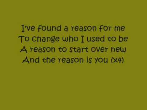 Hoobastank - The Reason (Chords) - Ultimate-Guitar.Com