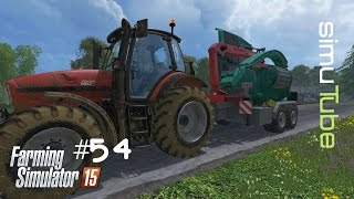 LS15 | Jenz zurück zum Forst- #54 Let´s Play German [HD+]