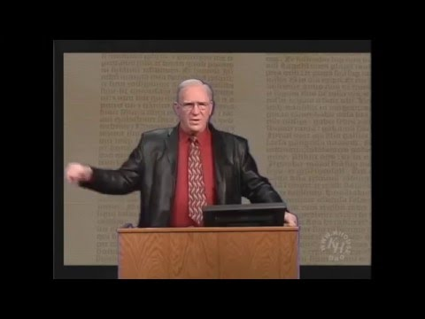 HOW TO STUDY THE BIBLE Chuck Missler Part1