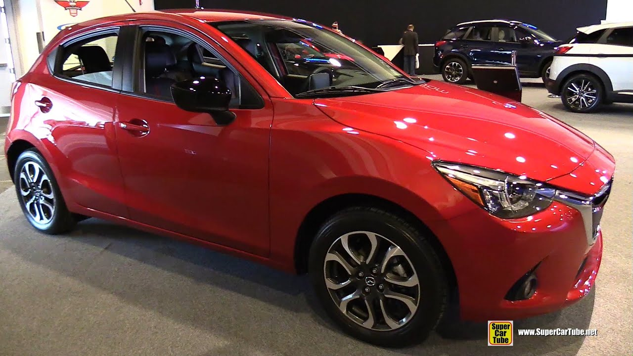 2016 Mazda 2 Skyactiv Exterior And