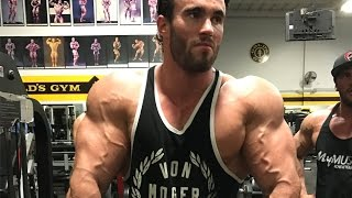 INTENSE BACK & BICEP WORKOUT FOR SIZE