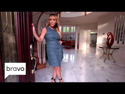HOP: Karen Huger's House Tour (Season 2)   Bravo