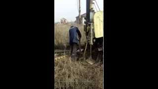 видео Геологические изыскания